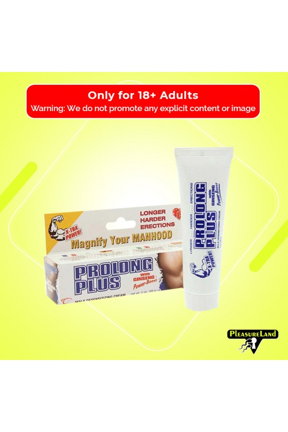 PROLONG PLUS Delay Soothing...